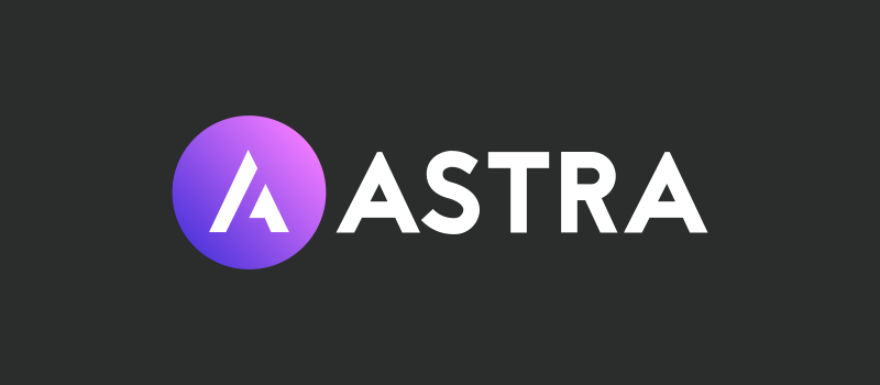 Astra wordpress